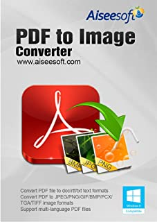 Aiseesoft PDF to Image Converter [Download]