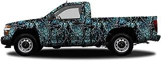 Camowraps PCTKSER Compact Truck/SUV Kit 3M Cast Vinyl/Matte Lam-Sirphis Muddy Girl Serenity Camo Graphics Wrap