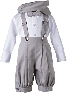 ring bearer knickers outfit