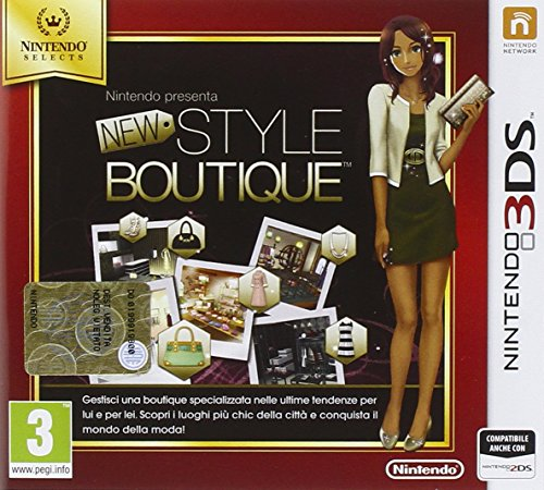 Nintendo New Style Boutique - Select
