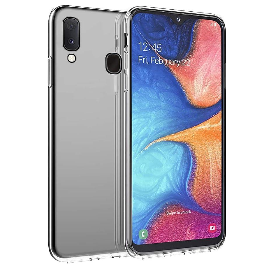 に対応する郊外アメリカMoonmini 電話 シェル の Samsung Galaxy A20e, ウルトラ-薄いです TPU スリム プレミアム 置換 電話 カバー シェル 耐衝撃性 鎧 保護者 プレミアム フル 保護 の Samsung Galaxy A20e