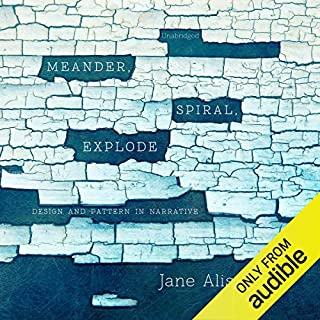 Meander, Spiral, Explode audiobook cover art