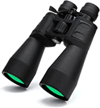 BORWOLF High Magnification HD Professional Zoom 10-30X60 Binoculars 10-380X100 Telescope