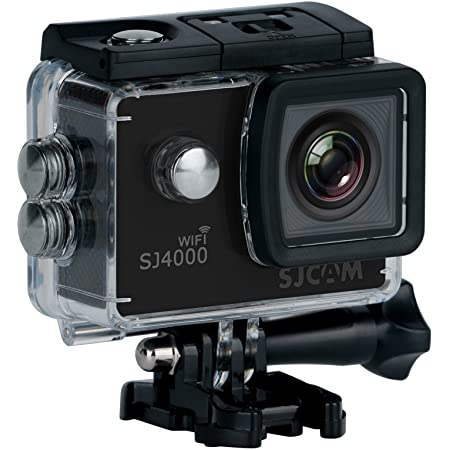 SJCAM SJ4000 WiFi 12MP Full HD WiFi Sports Action Camera 170°Wide FOV 30M Waterproof DV Camcorder