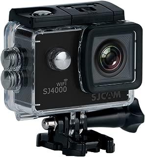 SJCAM SJ4000 WiFi 12MP 60fps 4K Full HD WiFi Sports Action Camera 170°Wide FOV 30M Waterproof DV Camcorder