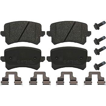 Scheibenbremse TRW GDB103 passend für AUDI SEAT SKODA VW 1 Bremsbelagsatz