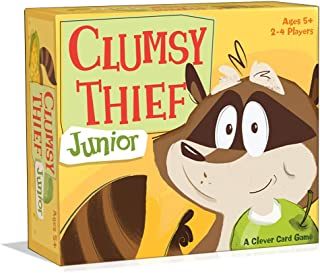 Melon Rind Clumsy Thief Junior - Adding to 10 Math Game for Kids (Ages 5 and up)