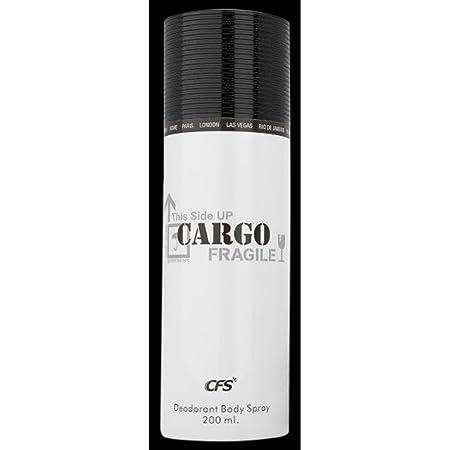 CFS Cargo White Deodorant Body Spray, 200 Ml
