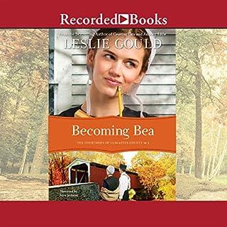 Becoming Bea audiobook cover art