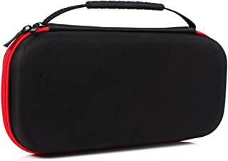 Kootek Travel Carrying Case for Nintendo Switch with 20 Game Card Holders Protective Hard Shell Storage Bag