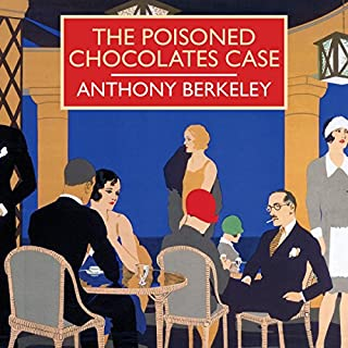The Poisoned Chocolates Case cover art