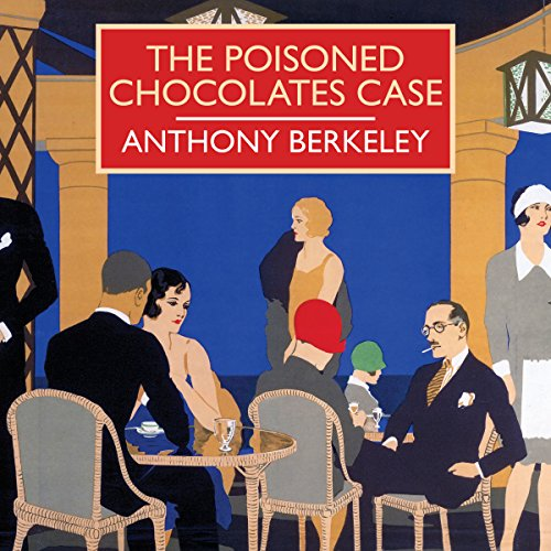 The Poisoned Chocolates Case audiobook cover art