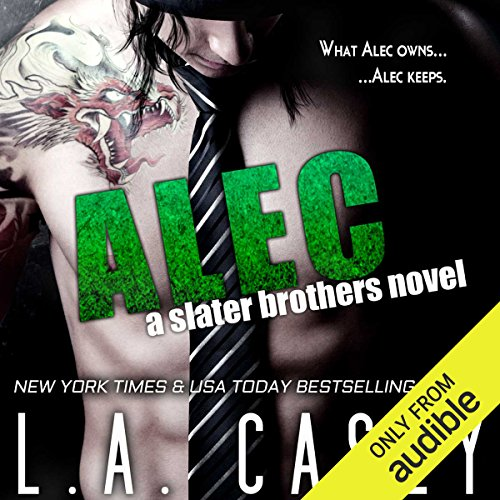 Alec audiobook cover art