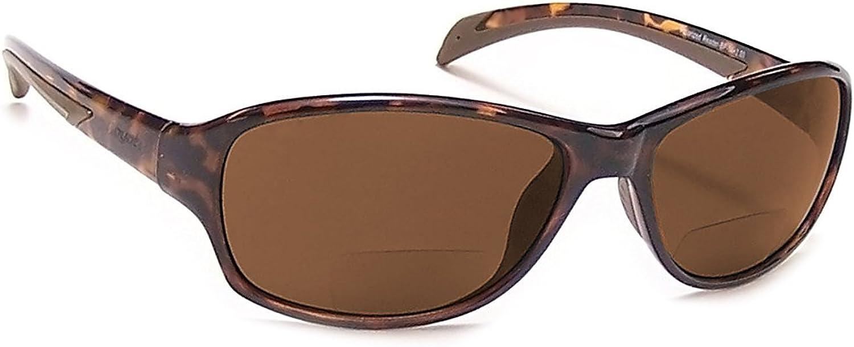 Coyote Eyewear Genuine BP-14 Polarized Bi-Focal Sunglasses Reading Free shipping / New