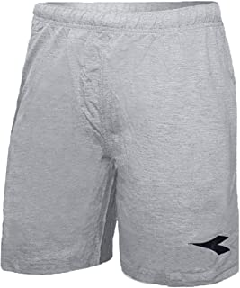 pantalone sportivo uomo corto felpa in cotone DIADORA art 71617