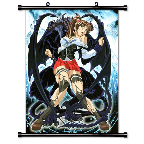 Bible Black Anime Fabric Wall Scroll Poster (16' X 22') Inches