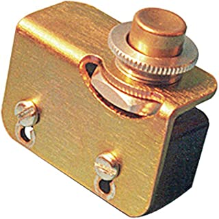 adjustable transbrake button