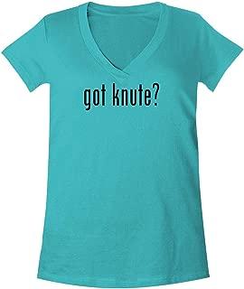 got Knute? - A Soft & Comfortable Women's V-Neck T-Shirt