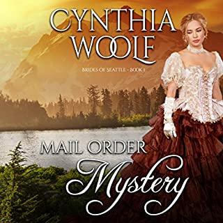 Mail Order Mystery audiobook cover art