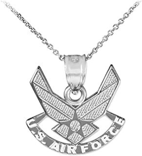 usaf necklace