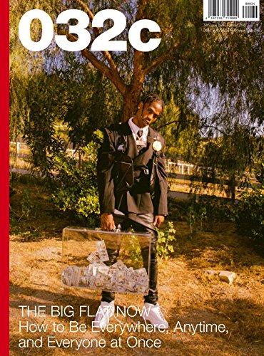 032c Magazine Issue #34 (Summer, 2018) Travis Scott Cover