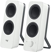 Logitech Z207 2.0 Multi Device Stereo Speaker (White)