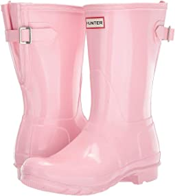 dc5647ba1338 Candy Floss. 69. Hunter. Original Back Adjustable Short Gloss Rain Boots
