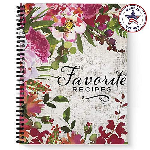 Softcover Favorite Recipes 8.5