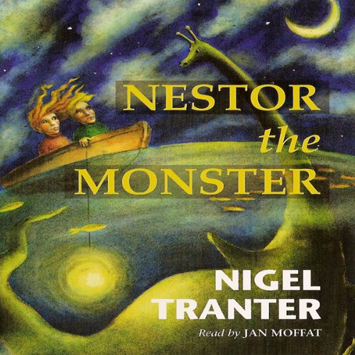 Nestor the Monster cover art