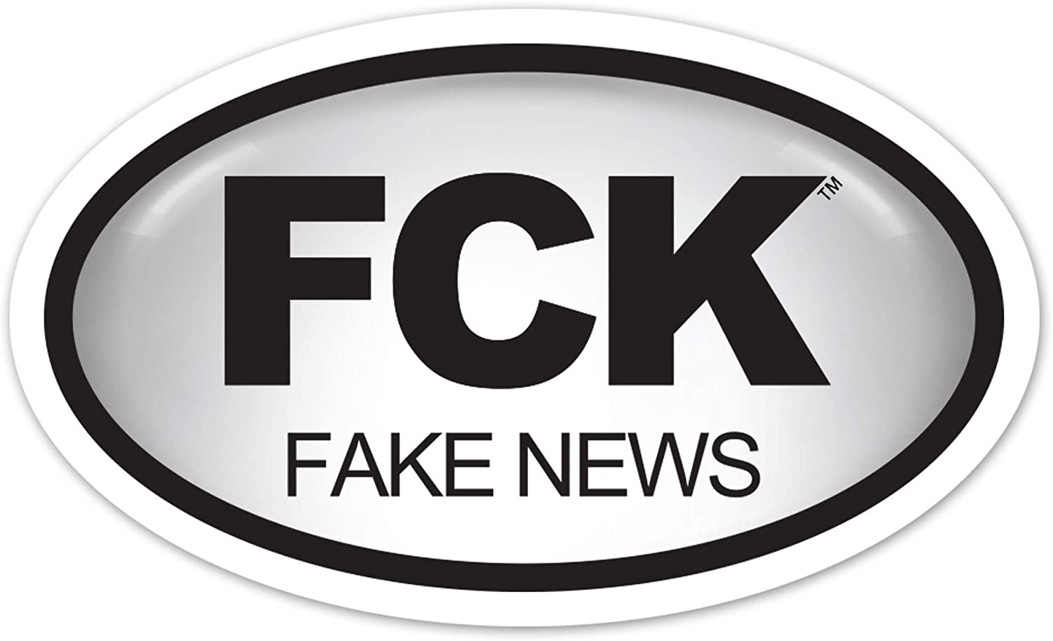 DESTINATION FCK Ranking TOP6 Fake News Pack - Now free shipping Magnet 6