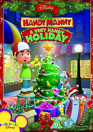 Handy Manny - A Very Handy Holiday [UK Import]