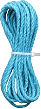 Colored Jute Twine Jute String for Making Craft Project, 5mm - 32 ft, Blue