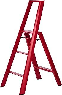 Hasegawa Ladders  Step Ladder, Red
