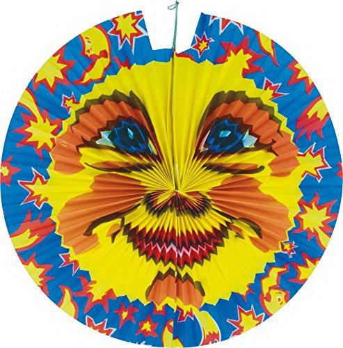 Stylex Lampion, Mond oder Sonne, 42 cm Motiv nicht wählbar