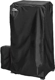 Masterbuilt MB20080118 54-Inch Propane and XL Pellet Smoker Cover, Black