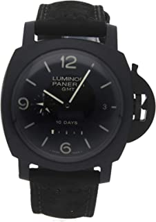Panerai Luminor 1950 Mechanical (Automatic) Black Dial Mens Watch PAM 335 (Certified Pre-Owned)
