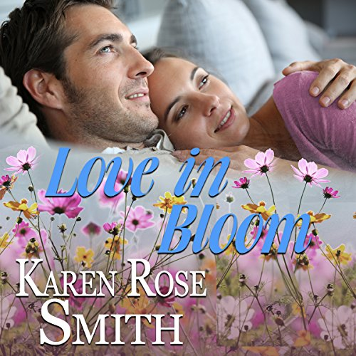 Love in Bloom audiobook cover art