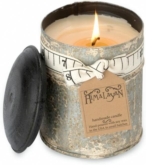 Himalayan Candles Spice Tin Manufacturer direct delivery Soy Bark 10-Ounce Challenge the lowest price of Japan Tobacco Candle