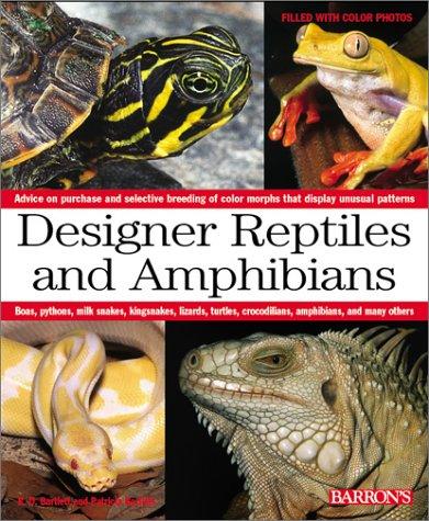 Designer Reptiles and Amphibians