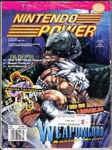 Nintendo Power Magazine - Weaponlord (Volume 73)