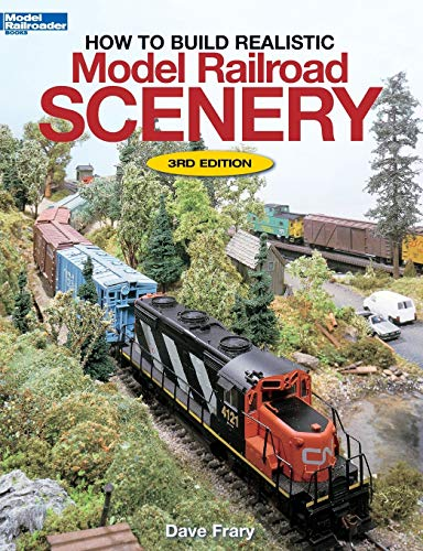 Compare Textbook Prices for How to Build Realistic Model Railroad Scenery, Third Edition Model Railroader Books 3rd ed. Edition ISBN 9780890244708 by Frary, Dave