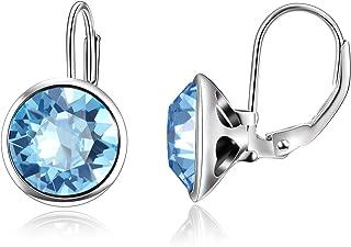 Best swarovski aquamarine earrings Reviews