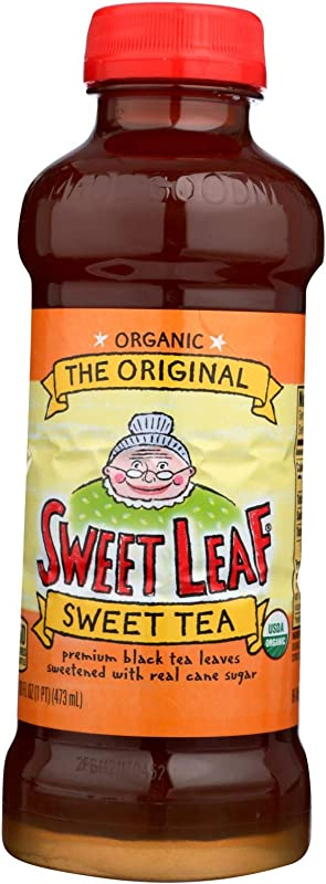 Sweet Leaf Iced Tea The Original Case Of 12 16 Fl Oz