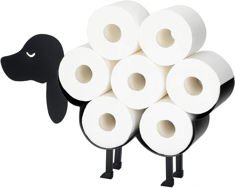 Elegant OFFicial site Toilet Paper Holder – Funny Art Stand Bathroom