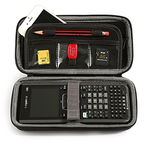 Faylapa Travel Carrying Case for Graphing Calculator Texas Instruments TI-Nspire CX/CAS