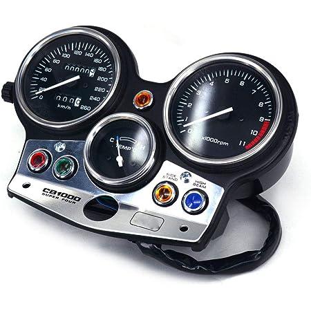 Ysmoto Motorrad Tacho Messgerät Tachometer Kilometerzähler Tacho Meter Tacho Messgerät Für Honda Cb750 Cb 750 Cb 750 1993 1995 93 95 93 94 95 Motorrad Street Bike Auto