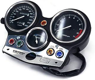 YSMOTO Motorrad Tacho Messgerät Tachometer Kilometerzähler Tacho Meter Tacho Messgerät für Honda CB 1000 CB 1000 CB1000 1994 1998 94 98 Motorrad Street Bike – 260 Turn