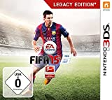 Electronic Arts FIFA 15 Legacy Edition, 3DS - Juego (3DS, Nintendo...