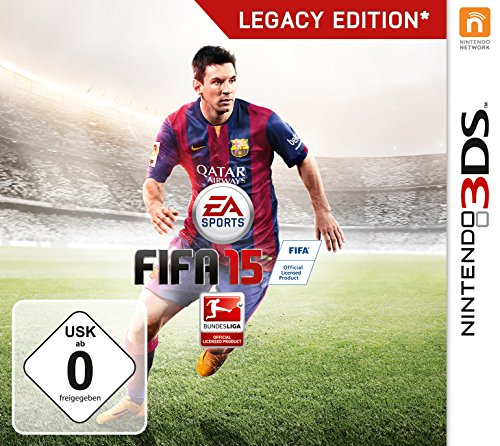 FIFA 15 - Standard Edition - Nintendo 3DS - [Edizione: Germania]