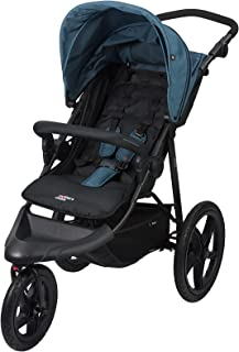Mother's Choice Flux 3-Wheel Stroller, 0-4.5 years